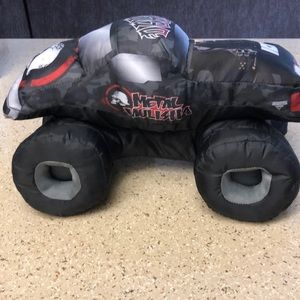 Monster jam plush